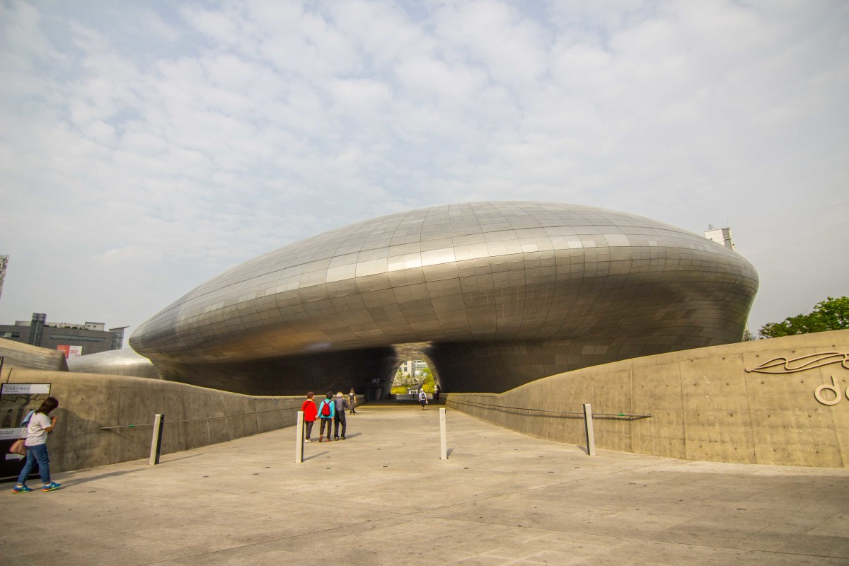 Seoul architecture